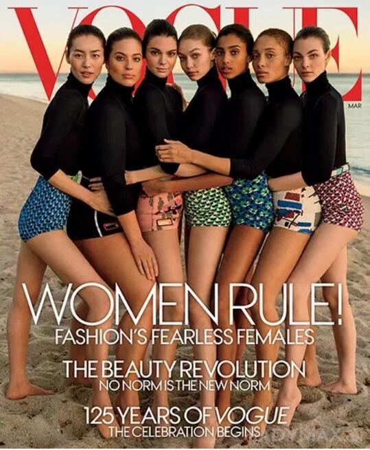 《Vogue》
