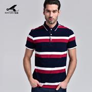 皇卡2017夏季新品 条纹T恤再度风靡