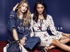 Tommy Hilfiger时装秀评:时装让美国团结起来