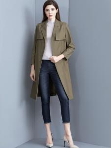 允硕17春季新款时尚外套