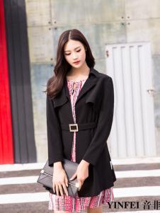 音非女装17春新款时尚外套