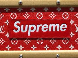 潮牌Supreme联姻LV:这是一场关于酷的合谋