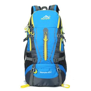 户外登山包双肩包徒步防水旅游旅行包骑行大容量背包男女