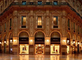 Prada2016财年初步业绩发布 连续三年销售暴跌