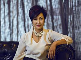 设计师郑陈曼芝玩跨界 从珠宝到影视衍生品
