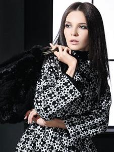 菲亚非女装时尚秋冬大衣