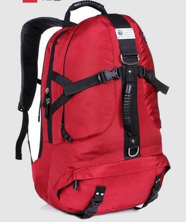 批发大容量户外背包登山包双肩背包旅行包防水抗撕裂70L