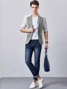 GD&ZS格度佐致男装休闲西装外套