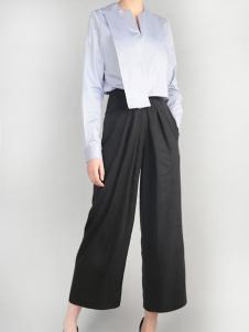 零时尚17春季新款知性套装