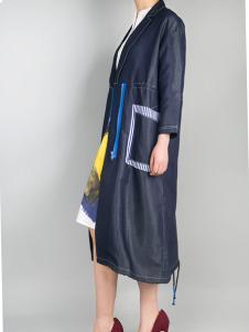 零时尚17春季新款牛仔裙
