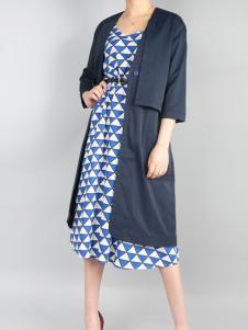 零时尚17春季新款两件套