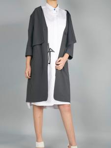 零时尚17春季新款时尚外套
