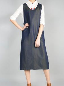 零时尚17春季新款文艺两件套