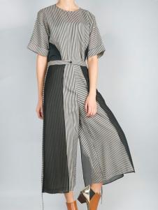 零时尚17春季新款个性文艺套装