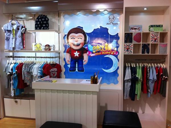 哈乐猴店铺展示
