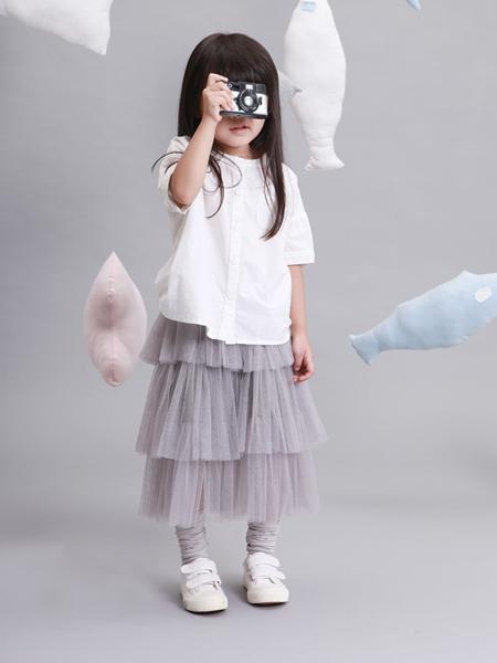 谷子屋童装样品专辑