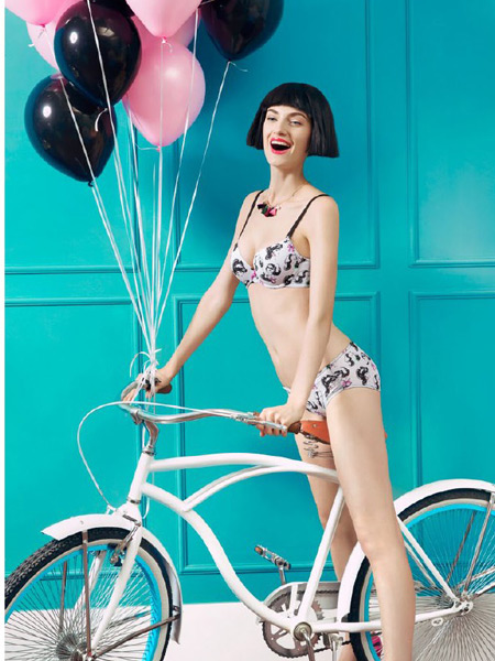 BodyStyle布迪设计17新款性感文胸