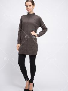 依路佑妮17春季新款毛衣