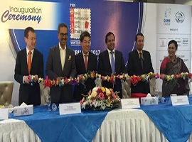 第十一届届孟加拉达卡国际面料和纱线展览会开幕