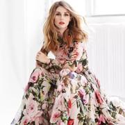 【M.HITI錫瑅】早春,你需要一件花朵裙盎然整个世界