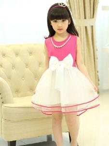 红熊谷童装纱裙