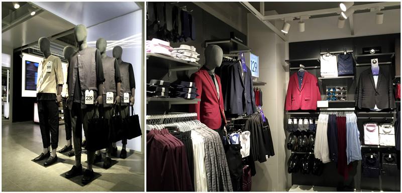 亮丽的km服装——广东声誉好的KM男装供应商是哪家