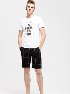 佐纳利男士T恤新款