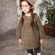 """加菲A梦童装时尚搭配来袭 打造最可爱的""""小棉袄"""""""