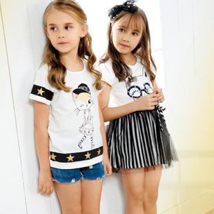 简约休闲童装服饰 铅笔俱乐部品牌加盟