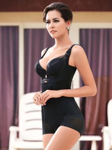 吉芝奴黑色美体塑身衣