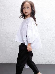 JOJO17夏女童新款衬衫