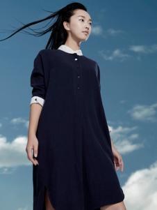 纯粹春装连衣裙