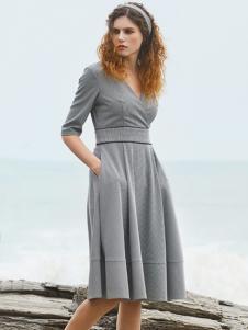 Carmen卡蔓2017春装连衣裙