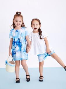 T100童装时尚女童服饰