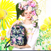 席卷初夏 ARTMI迷彩樱花系列
