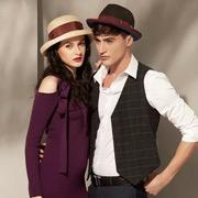 CHIHIRO新帽馆时尚资讯:入春,学学明星是怎样搭配的