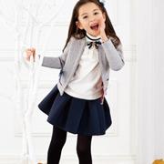 杰米杰妮童装时尚搭配 变身春日里最美小精灵