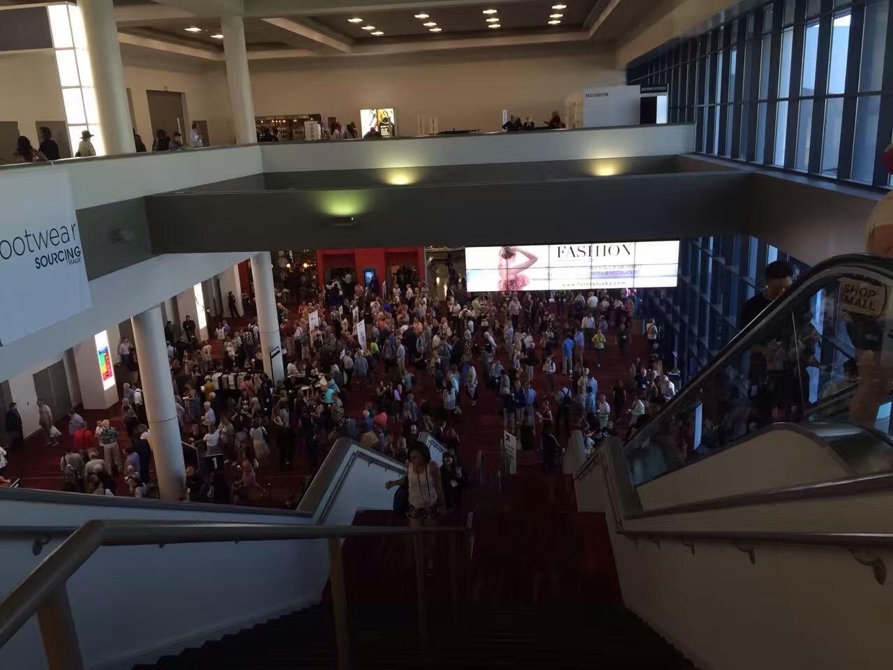 2017美国拉斯维加斯秋季国际服装及面料展览会