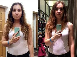 试衣间的秘密:H&M试衣镜有障眼法 zara的呢?