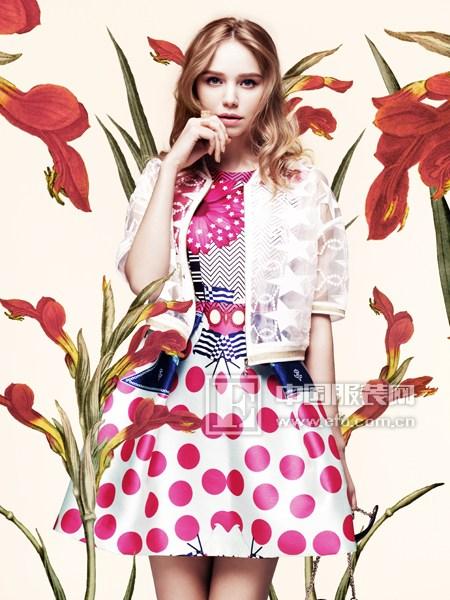 薇妮兰春夏新品,亮丽色彩伴你过春夏!