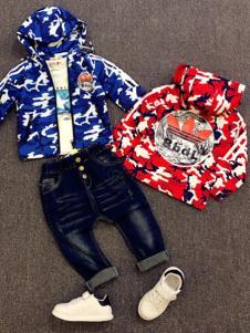 123童装运动外套