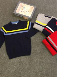 123童装毛衣