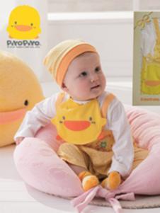 黄色小鸭套装