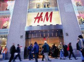 H&M2016财年销售增长放缓 今年在中国继续扩张