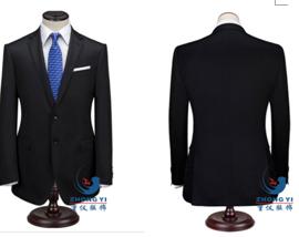 上海重仪服饰是一家专业订做生产西服的厂家