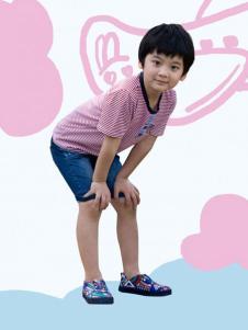 晶伶兔童装男童T恤