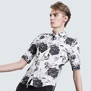 新升流派男装 衬衫的时尚新面目