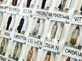 2017秋冬米兰时装周:Max Mara的北欧风禁欲主义