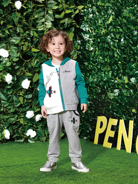 铅笔俱乐部童装小童产品展示