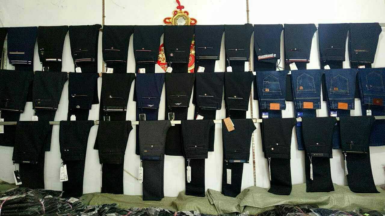 在售全新男女牛仔裤,商务裤低价转让